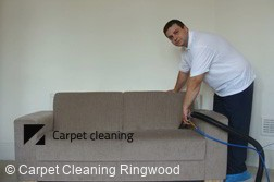 Upholstery Cleaning in Ringwood