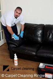 Professional Leather Cleaning Company in Ringwood 3134